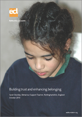Building trust and enhancing belonging